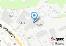Компания «СибТоргСтрой» на карте