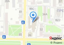 Компания «Лидер строй» на карте
