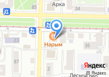 Компания «ЕвроЛаки» на карте