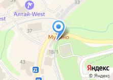 Компания «Рай`S» на карте