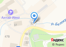 Компания «Forvard» на карте