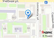Компания «ФортунАвто» на карте