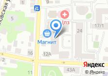 Компания «Юмиком-Т» на карте