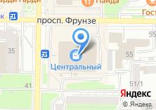 Компания «Служба вскрытия С1 - Томск» на карте