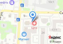 Компания «Мульти Клиник Томск» на карте