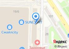 Компания «Бур70» на карте