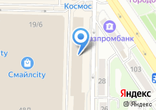 Компания «Элекдок» на карте
