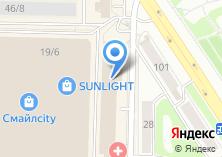 Компания «Ю-МИ СУШИ» на карте