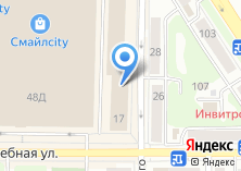 Компания «Диск О`К» на карте