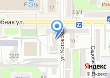 Компания «Груз-Экспресс» на карте