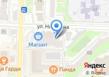 Компания «КАРЕ» на карте