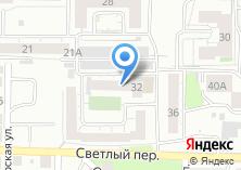 Компания «50 ОТТЕНКОВ СВЕЖЕГО» на карте