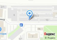 Компания «KASKAD» на карте