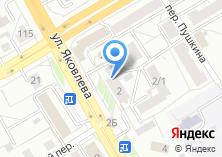 Компания «Томское Правовое Агентство» на карте
