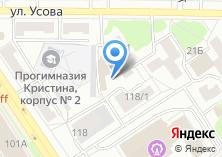 Компания «Амарант-Строй» на карте