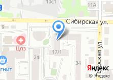Компания «Спецстрой-Т» на карте