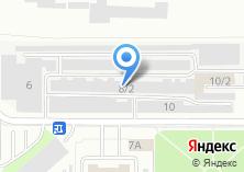 Компания «Строй-Жесть» на карте