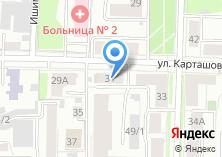 Компания «Авто-лайн» на карте