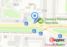 Компания «Быстроденьги» на карте