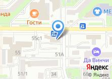 Компания «Цветочное бюро» на карте