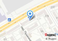 Компания «Огонек» на карте