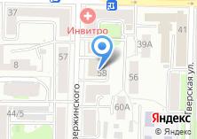 Компания «Кировский районный суд» на карте