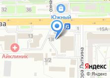 Компания «СиЭс медика Енисей» на карте