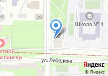 Компания «Противопожарная защита» на карте