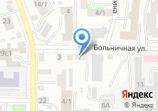 Компания «Центр Автострахования» на карте