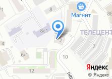 Компания «Олеся» на карте