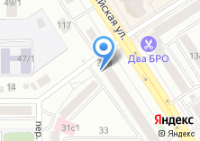 Компания «San Baby» на карте