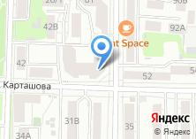 Компания «МашКомплект» на карте