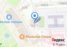 Компания «Теххоум» на карте