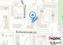 Компания «Теплотехника» на карте