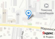 Компания «ТВ-1» на карте