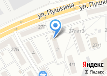 Компания «Завод спортивного оборудования» на карте