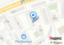 Компания «Щит-Монтаж» на карте