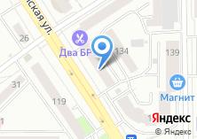 Компания «Модернизация» на карте