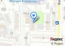 Компания «Департамент по вопросам семьи и детей Томской области» на карте