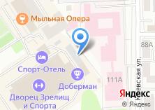 Компания «АкваФрейм-Сибирь» на карте