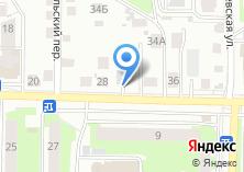 Компания «Сибирка» на карте