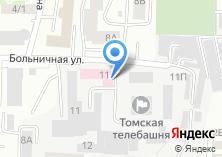 Компания «ЦКБ» на карте