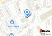 Компания «Кварт-Отель» на карте