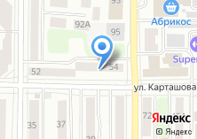 Компания «MuzAvto+» на карте