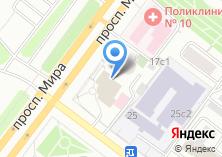 Компания «LightBox» на карте
