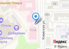 Компания «Федеральный Сибирский Аритмологический центр» на карте