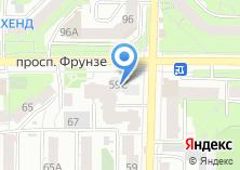 Компания «Строящееся административное здание по ул. Киевская» на карте