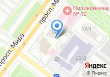 Компания «itTomsk аутсорсинг» на карте