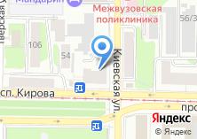 Компания «Паркет-Дизайн» на карте