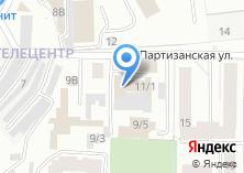 Компания «Герметик-Центр» на карте